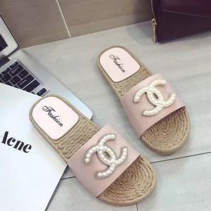 Fashion Slippers flat
